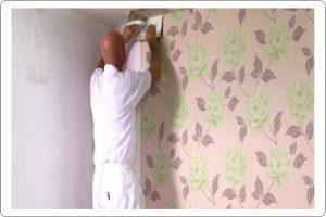 چسب کاغذ دیواری نانوگلد